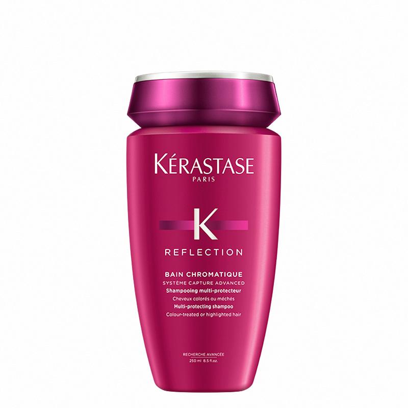 K rastase bain chromatique 250ml go ahead shop for Kerastase reflection bain miroir 2